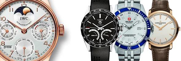 4eb5c3a83fcc Marcas de Relojes Suizos