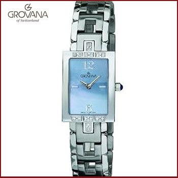 Reloj de Cuarzo Grovana de Mujer con Dial Madre Perla