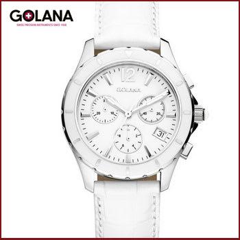Reloj Golana Aura Chrono de Mujer