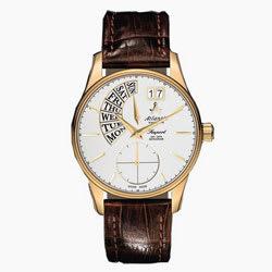 Reloj para Hombre Seaport Día-Fecha Retrogrado